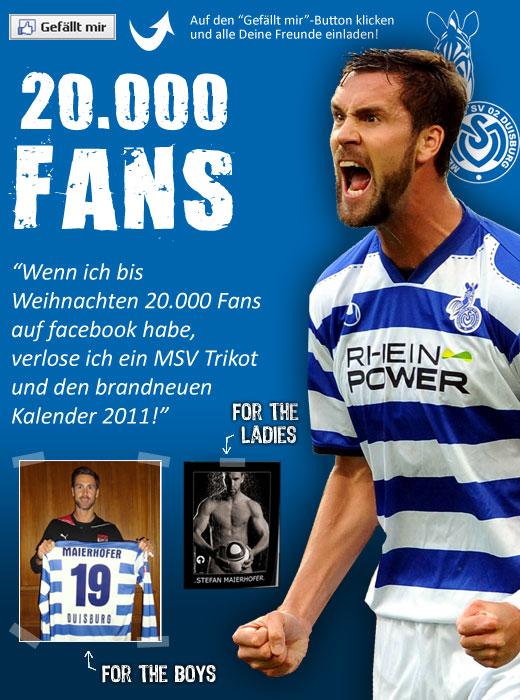 zum Stefan Maierhofer facebook Gewinnspiel